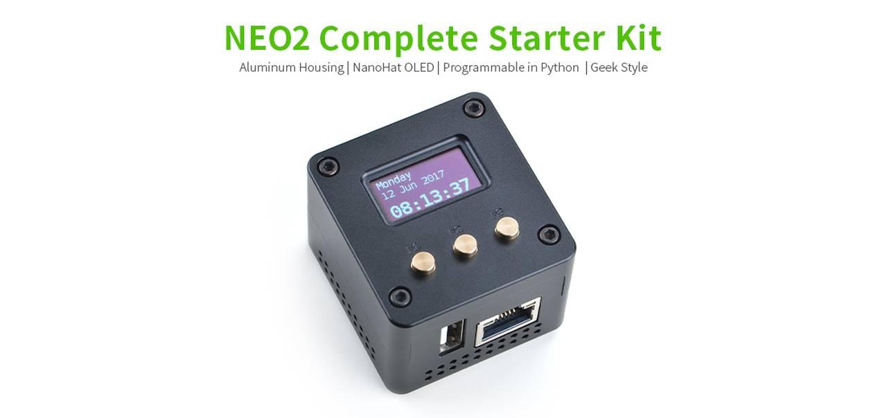 141188 - FriendlyELEC NEO2 Complete Starter Kit | FriendlyELEC ...