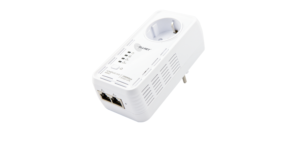 ALLNET Powerline Adapter